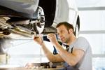Opel-Service-Bremsentest