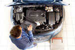 Opel-Service-Jahresinspektion